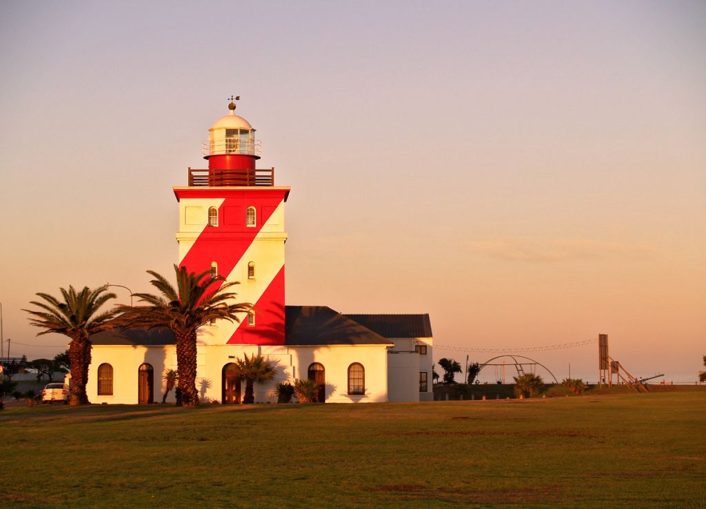 Mouille Point Lighthouse Cape Town South Africa