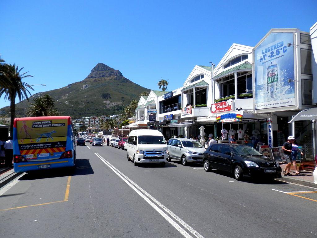 Camps Bay main road