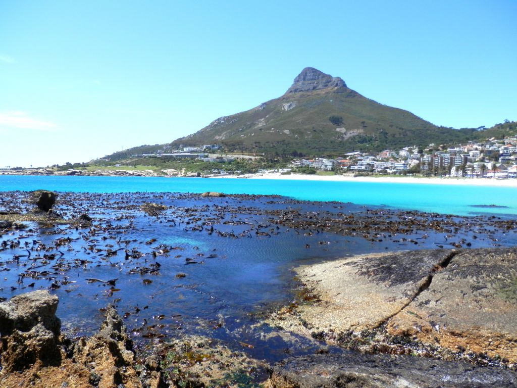 Lions Head from the Camps Bay beach