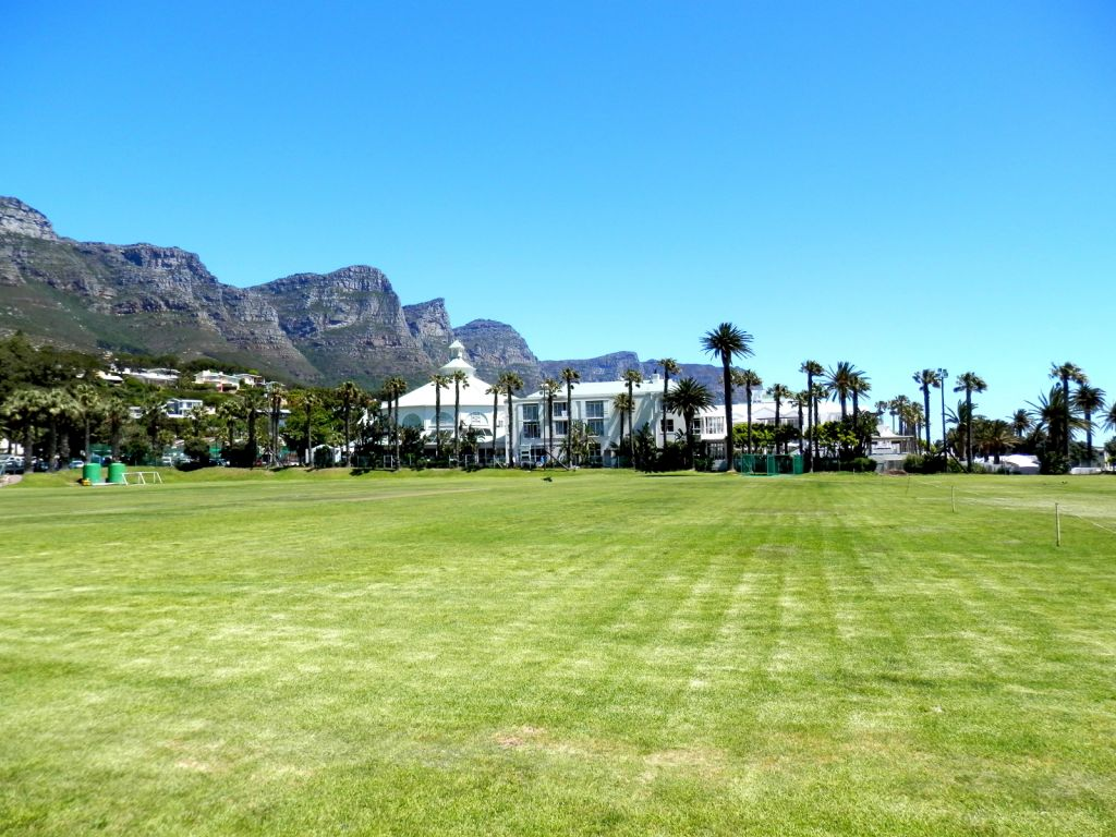 Camps Bay soccer field