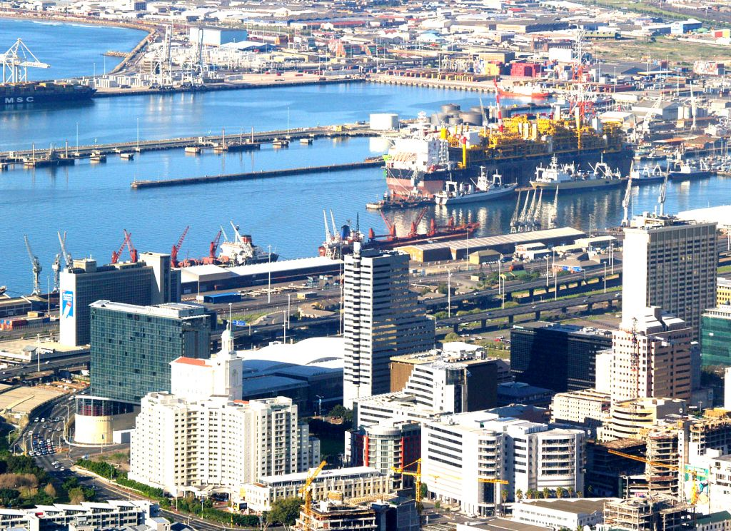 cape-town-foreshore-and-harbour
