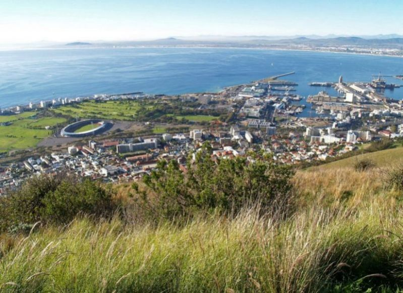 Green Point from Signal Hill